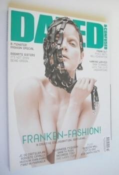 Dazed & Confused magazine (October 2009 - Guinevere Van Seenus cover)