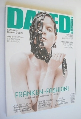 <!--2009-10-->Dazed & Confused magazine (October 2009 - Guinevere Van Seenu