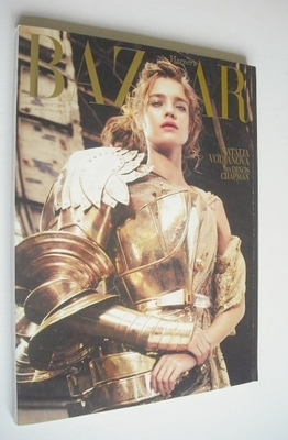 <!--2010-12-->Harper's Bazaar magazine - December 2010 - Natalia Vodianova