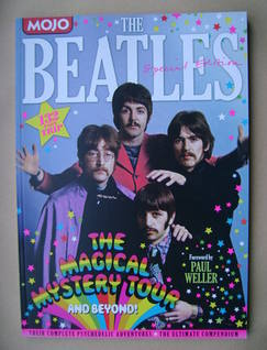 MOJO Special Edition magazine - The Beatles cover (Magical Mystery Tour Spe