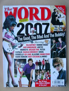 <!--2008-01-->The Word magazine - January 2008
