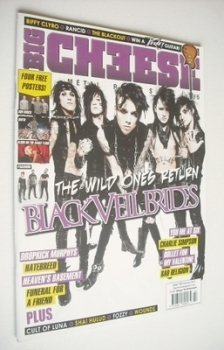 Big Cheese magazine - February 2013 - Black Veil Brides cover