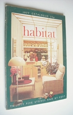 Habitat Catalogue 1977