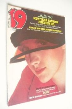 19 magazine - January 1976