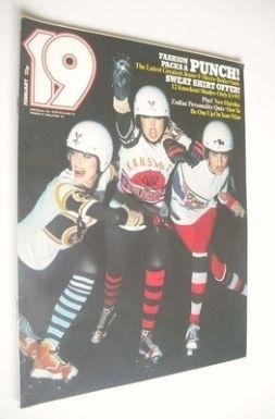 <!--1976-02-->19 magazine - February 1976