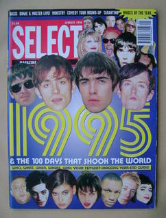 SELECT magazine - January 1996
