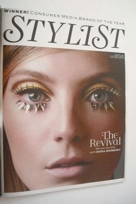 <!--0168-->Stylist magazine - Issue 168 (10 April 2013 - Daria Werbowy cove