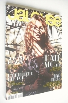 Jalouse magazine - Kate Moss cover (November 2012)