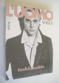 <!--2002-07-->L'Uomo Vogue magazine - July/August 2002