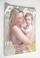 <!--2009-03-22-->Fabulous magazine - Tina Hobley cover (22 March 2009)