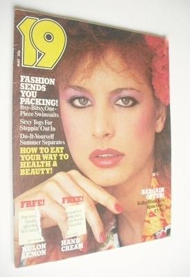 <!--1977-05-->19 magazine - May 1977