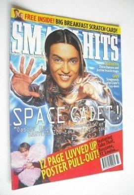 <!--1996-02-14-->Smash Hits magazine - Babylon Zoo cover (14-27 February 19