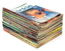 We buy back issue magazines