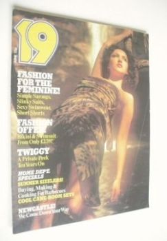 19 magazine - June 1976