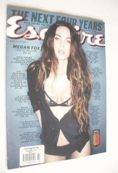 Esquire magazine - Megan Fox cover (February 2013 - US Edition)