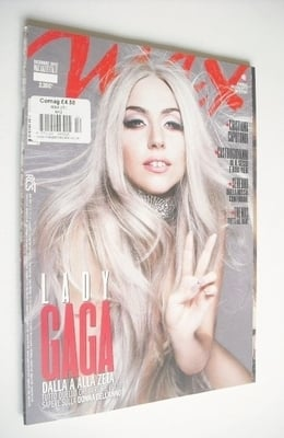 <!--2012-12-->Max magazine - Lady Gaga cover (December 2012 - Italian Editi
