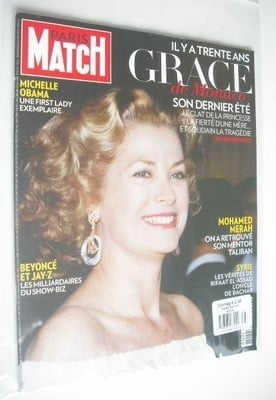 <!--2012-09-13-->Paris Match magazine - 13-19 September 2012 - Grace Kelly
