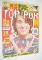 <!--1996-11-->Top Of The Pops magazine - Mark Owen cover (November 1996)