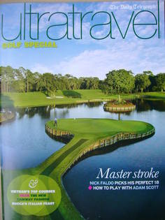 Ultratravel magazine - Golf Special (April 2013)