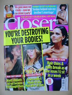 Closer magazine - 22-28 August 2009