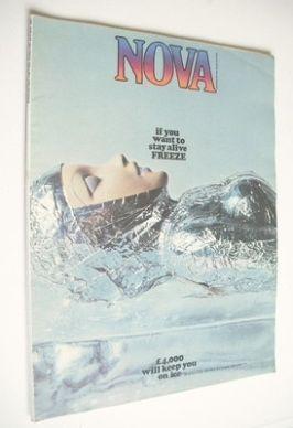 <!--1969-01-->NOVA magazine - January 1969