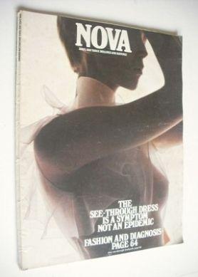 <!--1968-04-->NOVA magazine - April 1968