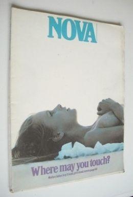 <!--1968-03-->NOVA magazine - March 1968