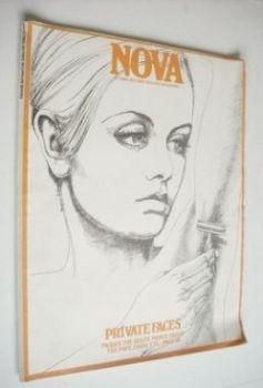 NOVA magazine - October 1968