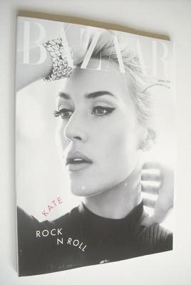 <!--2013-04-->Harper's Bazaar magazine - April 2013 - Kate Winslet cover (S