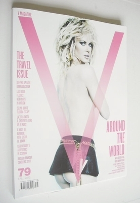 <!--2012-09-->V magazine - Fall 2012 - Nicole Kidman cover