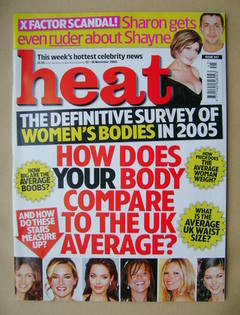 <!--2005-11-12-->Heat magazine - 12-18 November 2005 (Issue 347)