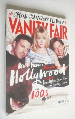 <!--2013-03-->Vanity Fair magazine - Adventures In Hollywood issue (March 2