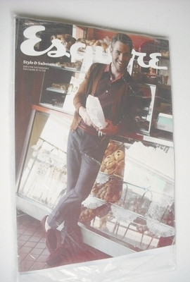 <!--2013-05-->Esquire magazine - Chris Pine cover (May 2013 - Subscriber's