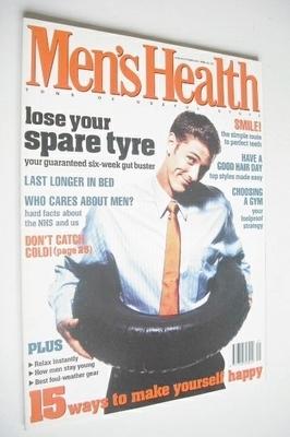 <!--1996-01-->British Men's Health magazine - January/February 1996 - Eric