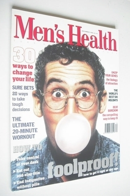 <!--1995-12-->British Men's Health magazine - December 1995