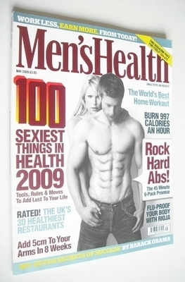 <!--2009-05-->British Men's Health magazine - May 2009 - Grant Martin and F