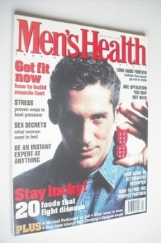 British Men's Health magazine - March 1996