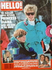 <!--1994-04-02-->Hello! magazine - Princess Diana cover (2 April 1994 - Iss
