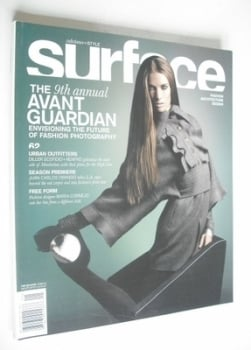 Surface magazine - Issue 62 - Jessica Miller cover