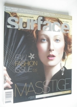 Surface magazine - Issue 55 - Maggie Rizer cover