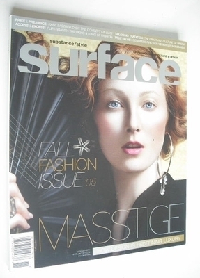 <!--0055-->Surface magazine - Issue 55 - Maggie Rizer cover