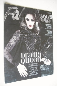 Fabulous magazine - Paula Lane cover (23 December 2012)