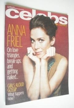 Celebs magazine - Anna Friel cover (14 April 2013)