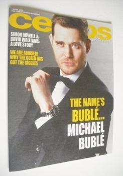 Celebs magazine - Michael Buble cover (7 April 2013)