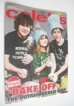 Celebs magazine - Outnumbered cover (10 March 2013)