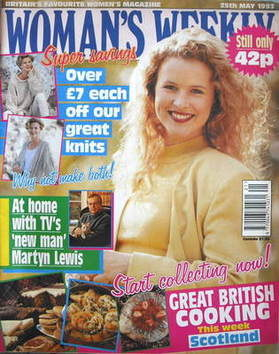 <!--1993-05-25-->Woman's Weekly magazine (25 May 1993)
