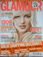 <!--2006-06-->Glamour magazine - Britney Spears cover (June 2006)