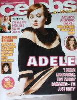 <!--2008-07-20-->Celebs magazine - Adele cover (20 July 2008)