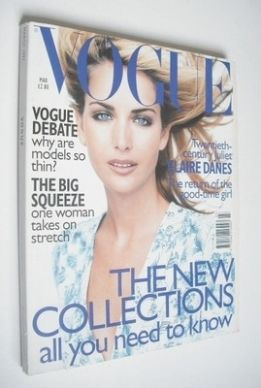 <!--1997-03-->British Vogue magazine - March 1997