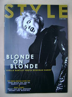 <!--2013-05-05-->Style magazine - Deborah Harry cover (5 May 2013)